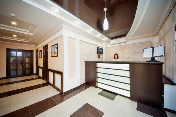 Отель Фаворит - фото 13