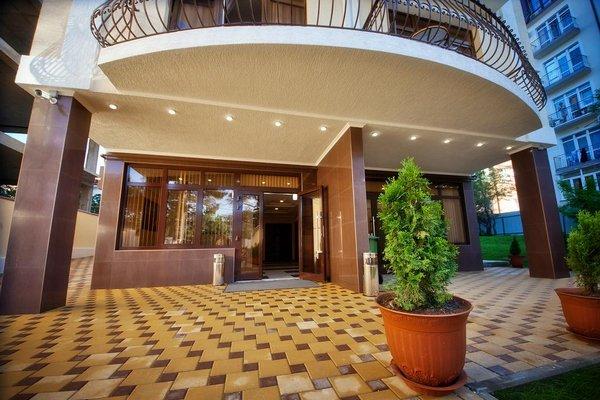 Отель Фаворит - фото 14