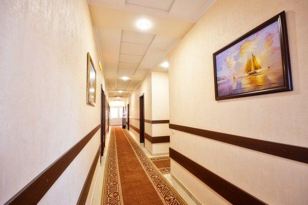 Отель Фаворит - фото 15