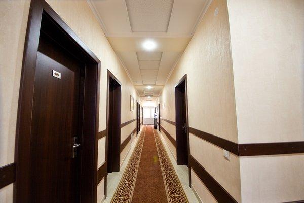 Отель Фаворит - фото 16