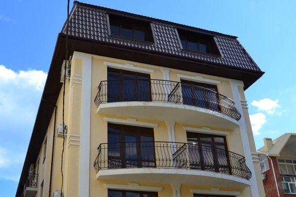 Отель Фаворит - фото 21