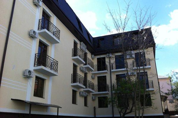 Отель Фаворит - фото 22