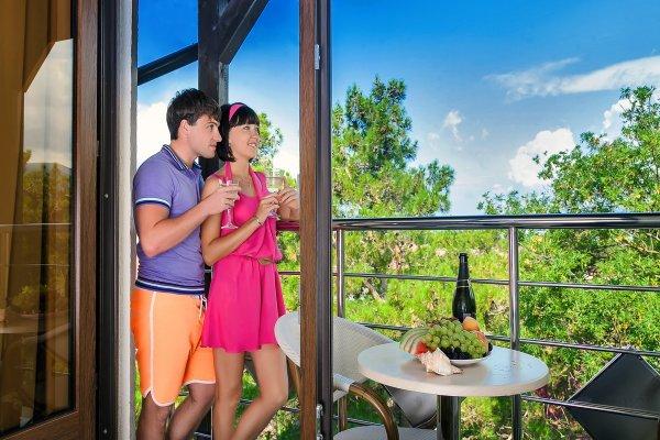 Отель Черное Море - фото 21
