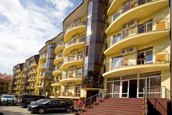 Отель Прометей-4 - фото 50