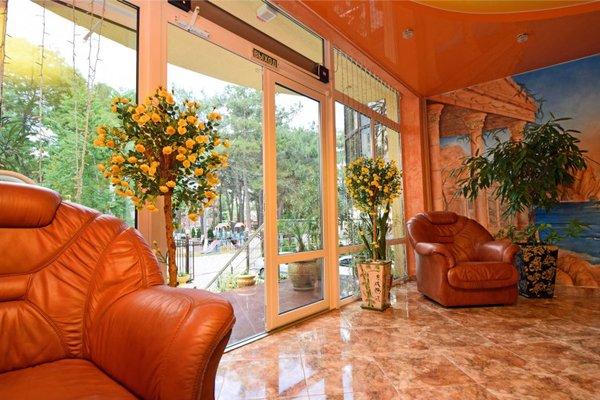 Отель Прометей-4 - фото 13