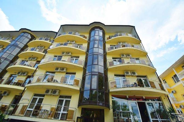 Отель Прометей-4 - фото 22