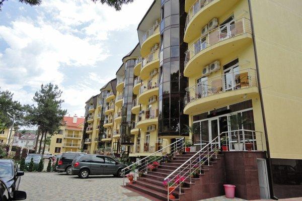 Отель Прометей-4 - фото 23