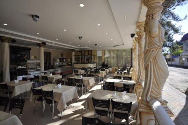 Отель Афина - фото 12