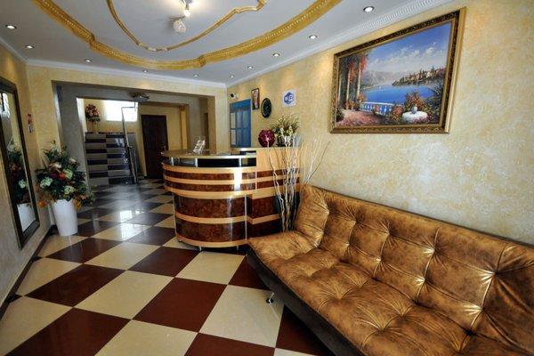 Отель Афина - фото 15