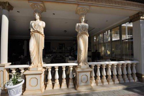 Отель Афина - фото 19