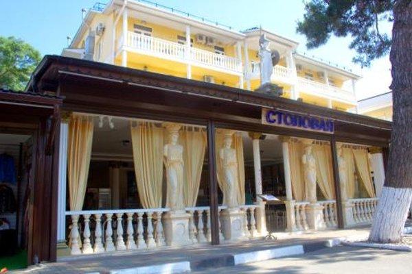 Отель Афина - фото 22