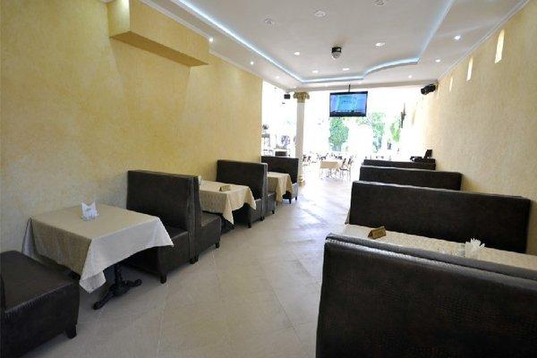 Отель Афина - фото 7