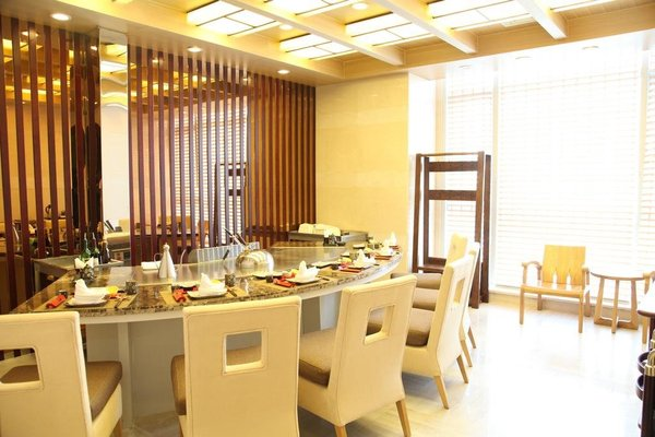 Shen Zhou 7 Star Hotel - фото 14