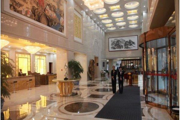 Shen Zhou 7 Star Hotel - фото 19