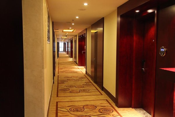 Shen Zhou 7 Star Hotel - фото 20