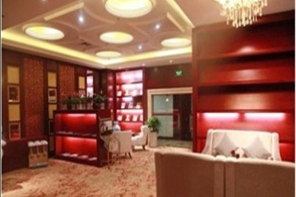 Shen Zhou 7 Star Hotel - фото 8