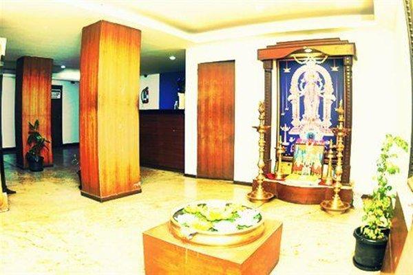 Hotel Shridevi Park - фото 11