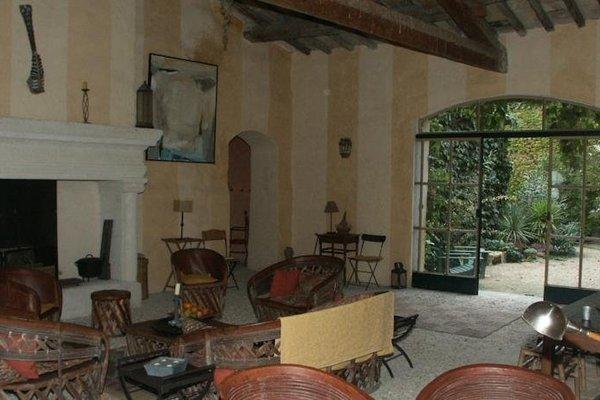 Maison d'Hotes Mas de Barbut - фото 16