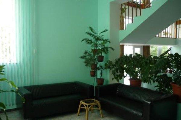 Гостиница Марко Поло Сочи - фото 11