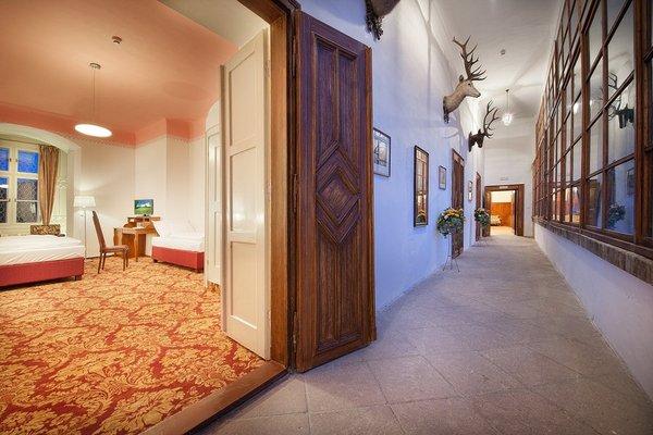 EA Zamecky Hotel Hruba Skala - фото 13