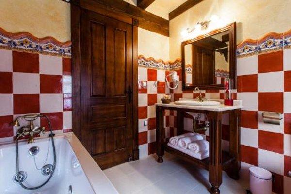 Hotel Spa Casona La Hondonada - фото 11
