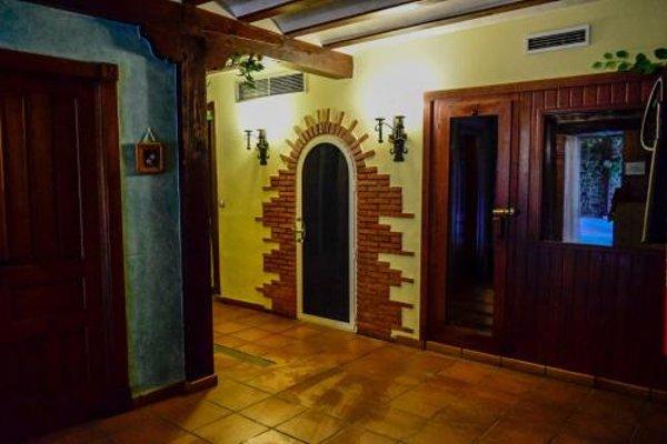 Hotel Spa Casona La Hondonada - фото 14