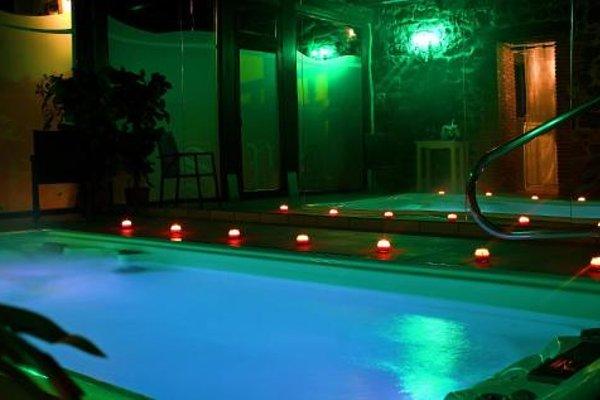 Hotel Spa Casona La Hondonada - фото 16