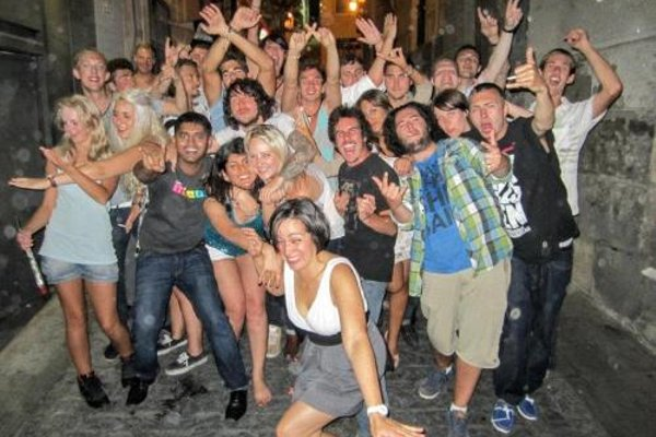 X Hostel Alicante - фото 16