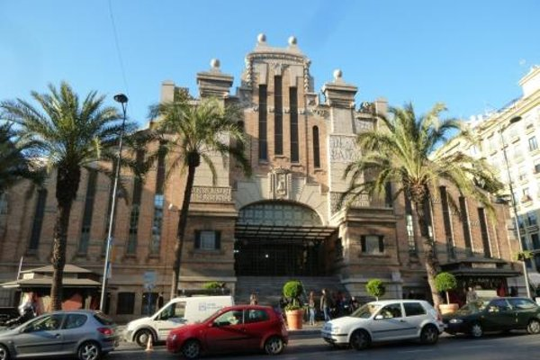 X Hostel Alicante - фото 22
