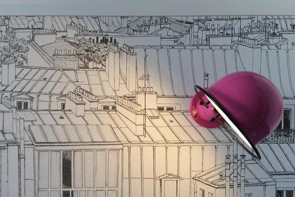Hotel de France Gare de Lyon Bastille - фото 25