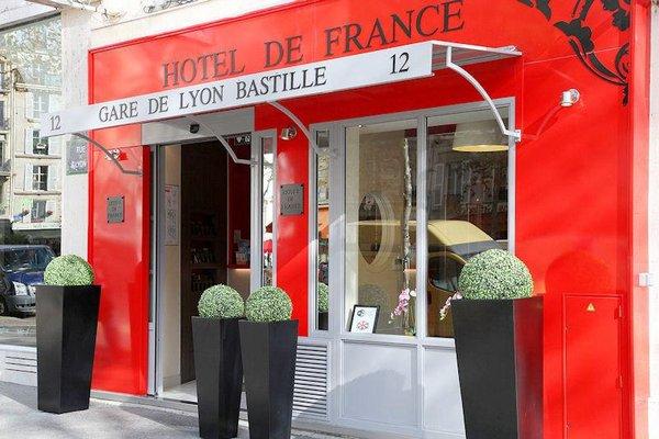 Hotel de France Gare de Lyon Bastille - фото 20
