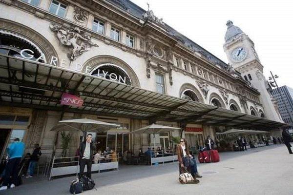 Hotel de France Gare de Lyon Bastille - фото 22