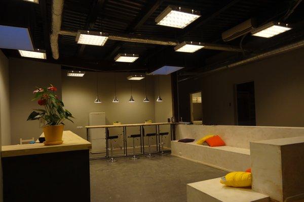 Fabrika Hostel & Gallery (Фабрика Хостел & Галерея) - фото 21