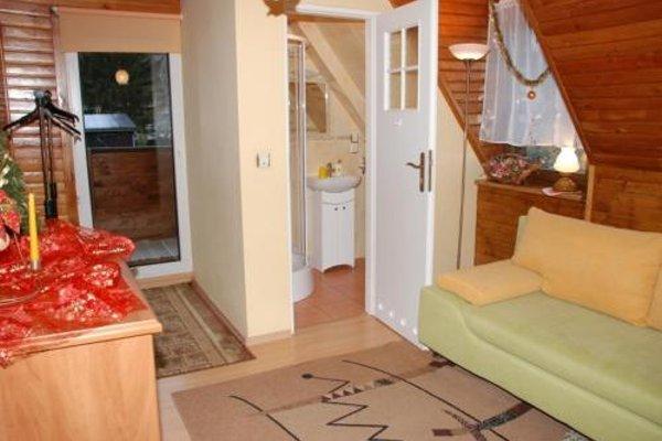 Apartamenty Domek Mysliwski - фото 13