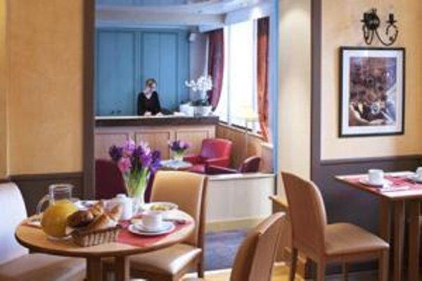 Hotel de Geneve - фото 12