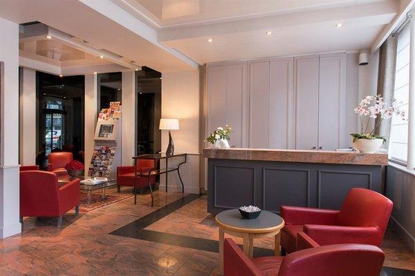 Hotel de Geneve - фото 16