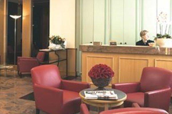 Hotel de Geneve - фото 17