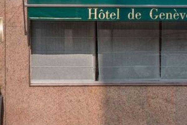 Hotel de Geneve - фото 19