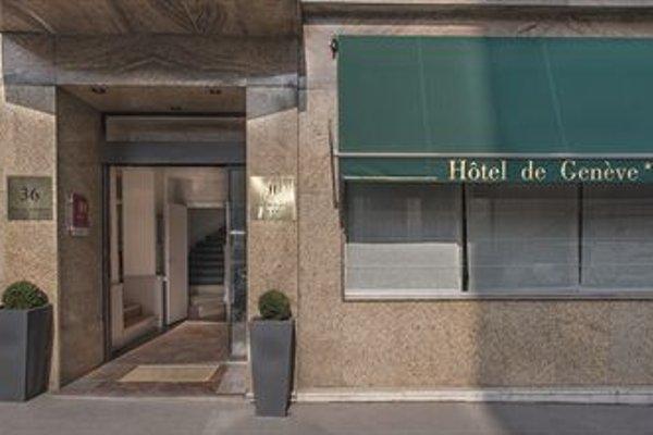Hotel de Geneve - фото 20