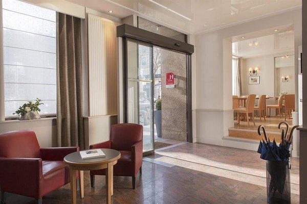 Hotel de Geneve - фото 7