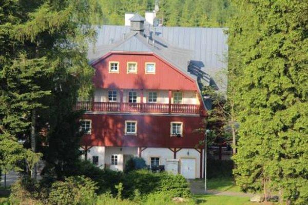 Hotel Lesni Chata - фото 8