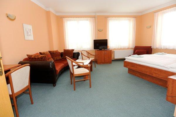 Hotel U Vlasskeho Dvora - 7