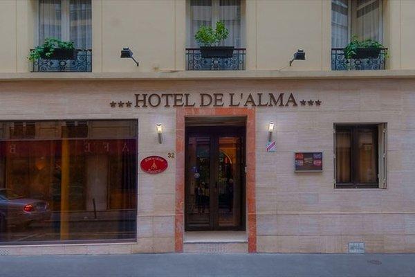 Hotel de l' Alma Paris - 20