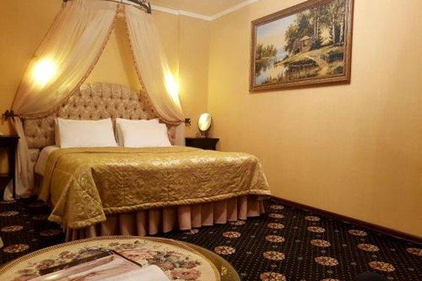 Отель Гости - фото 3