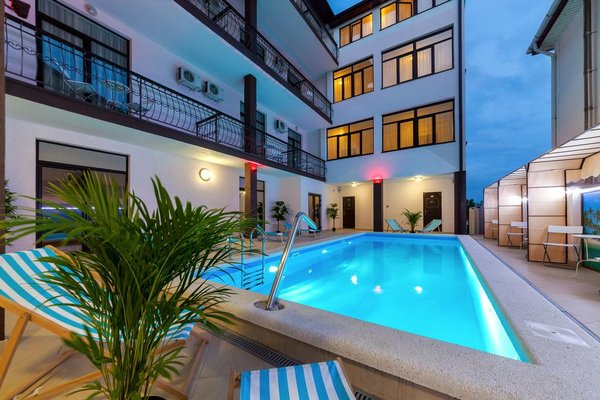 Salvador Отель - фото 23