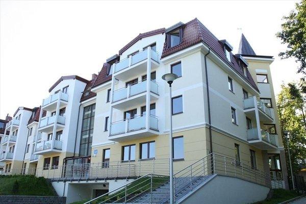 Apartinfo Exclusive Sopot Apartment - фото 18