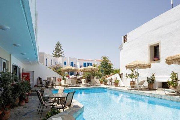 Castelli Studios & Apartments - фото 15