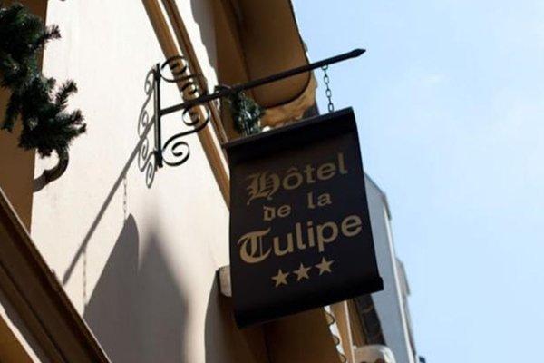 Hotel de la Tulipe - 12