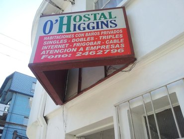 Guesthouse Hostal O´Higgins