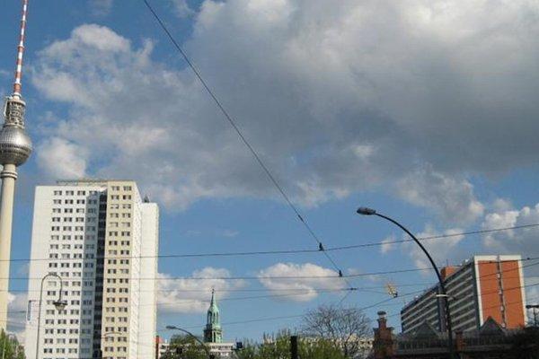 Apartment Rochstrasse Berlin - фото 6